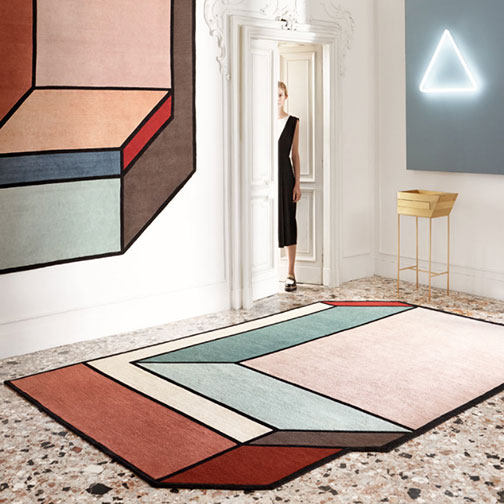 Rugs Minotti Los Angeles