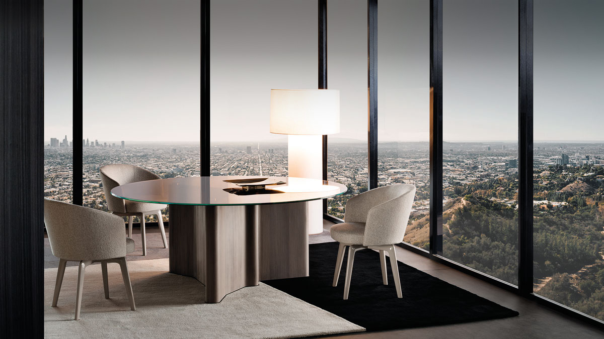 Minotti Lou Table