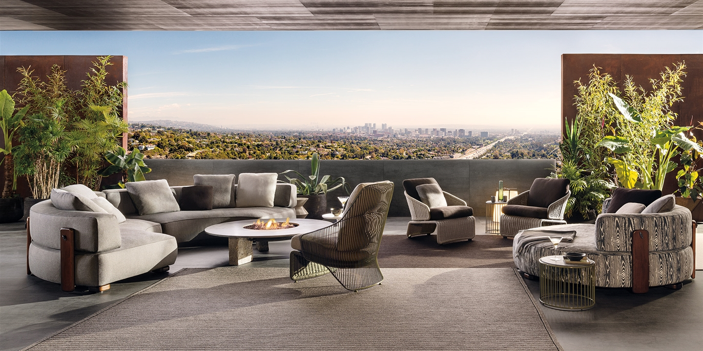 Minotti Los Angeles