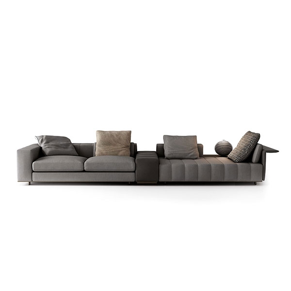 Freeman Sofa Minotti Los Angeles