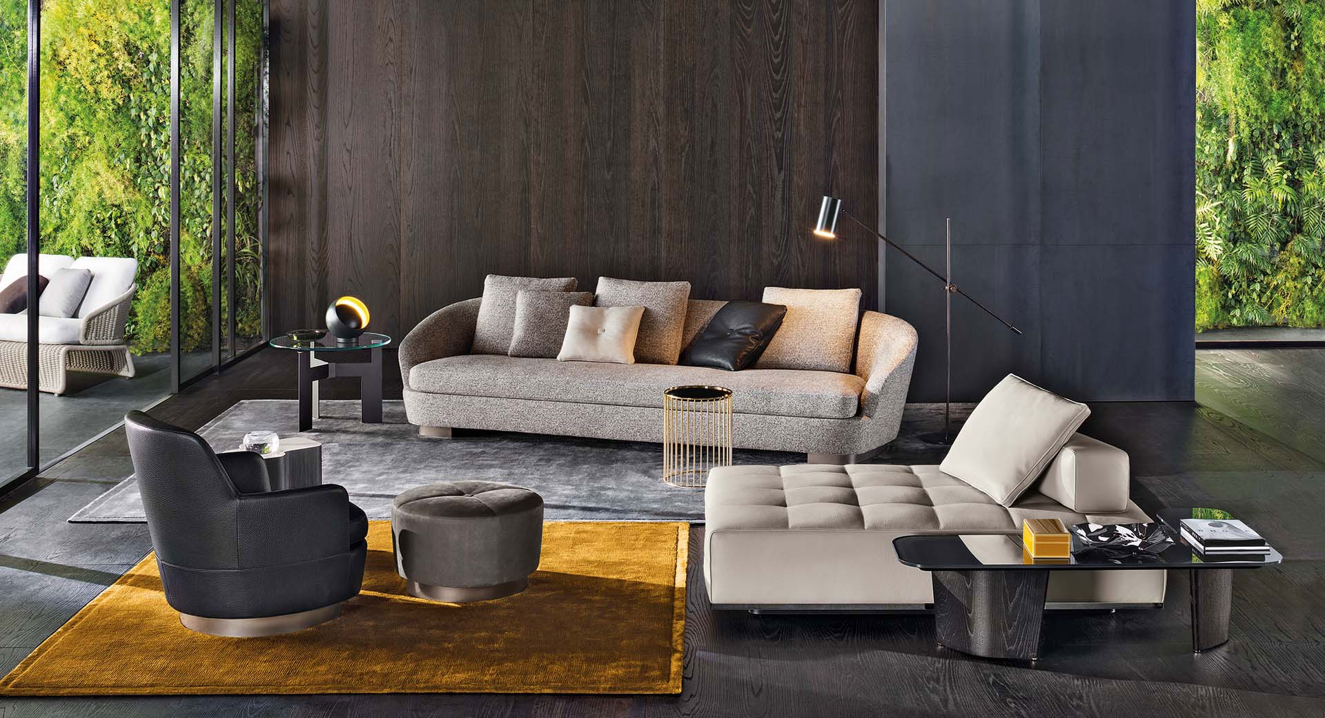 Minotti Los Angeles Sofa